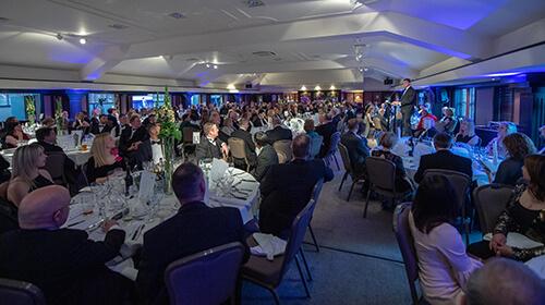 Steve Holiday - EI Aberdeen annual dinner